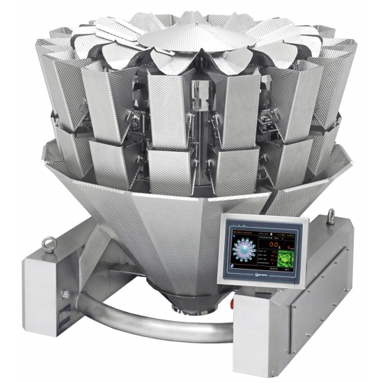 14-head food weigher
